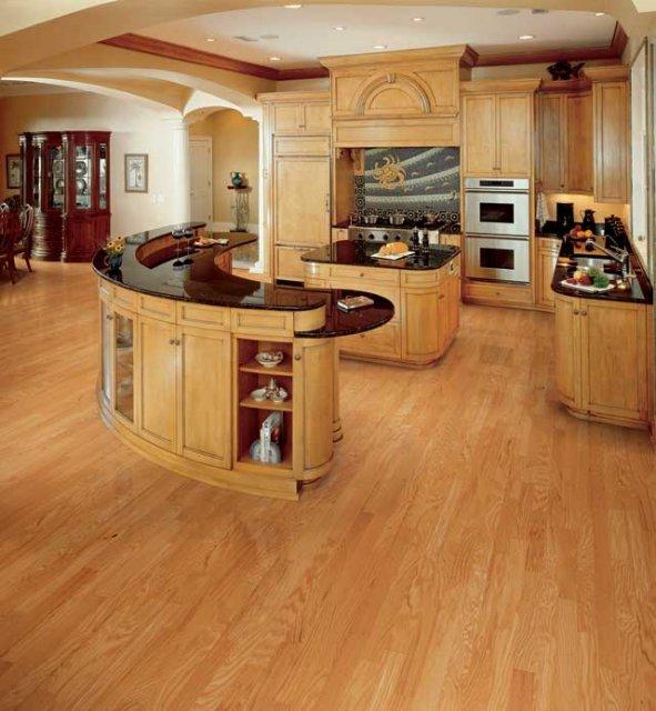 Hardwood floor installation gallery bellingham bellingham for Pre finished hardwood floors