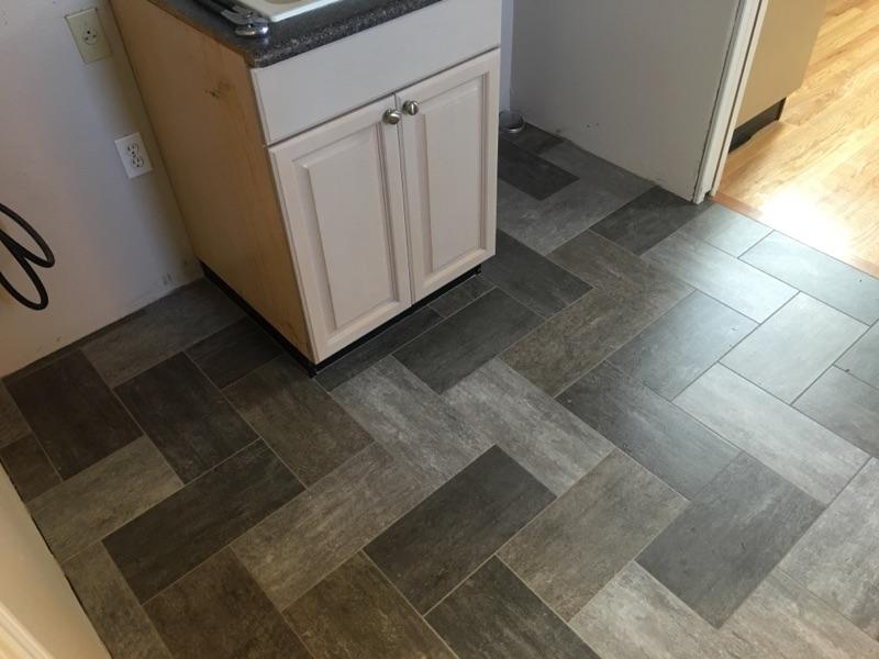 Pic Lvt Herringbone We Install Floors