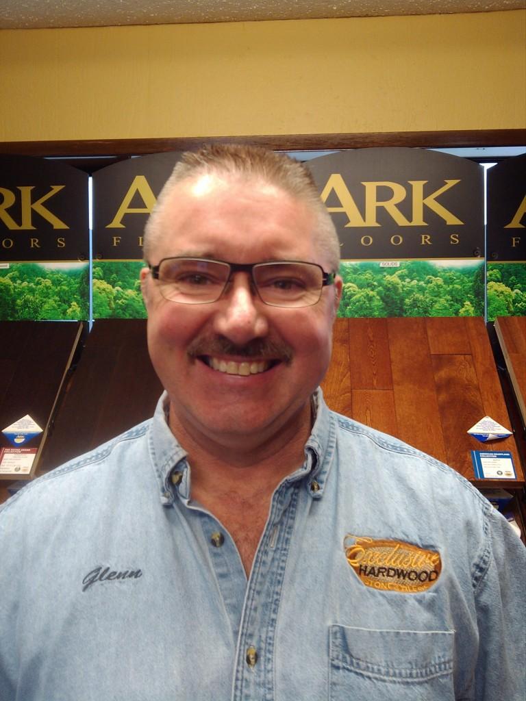Photo of Glenn McAlpine, owner.